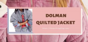 Buy dolman quilted jacket Collection
