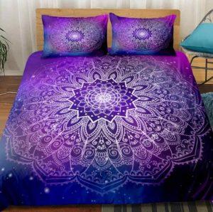 Buy Queen Size Mandala quilt