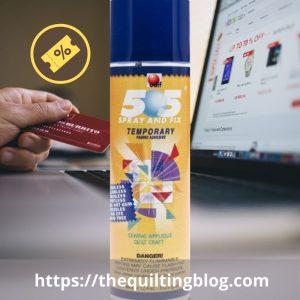 Buy 505 Quilt Basting Spray