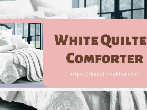 Choose white quilted comforter discount