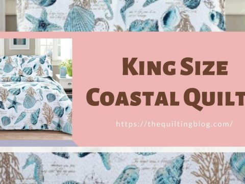 Queen Size Coastal Quilts Collection