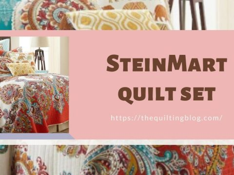 collection of Top Steinmart Quilt set