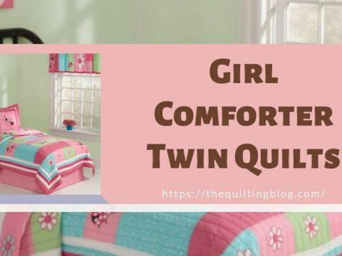 Buy girl comforter girls twin quilt