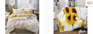 Buy flower garden quilt pattern