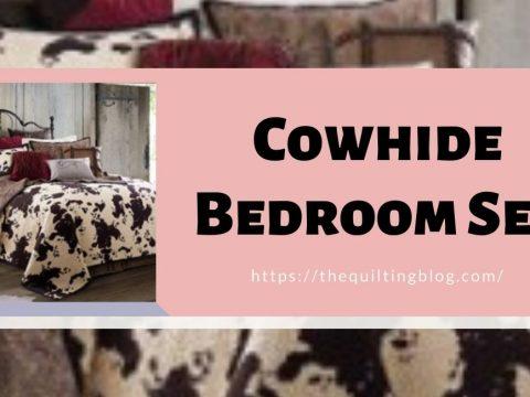 Our Cowhide Bedroom Set Best Picks